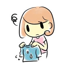 シャツ洗濯