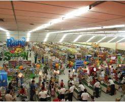 スーパーマーケット1
