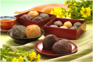 外国にうける和菓子